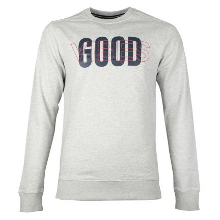 BENCH Herren Sweatshirt Good Vibes