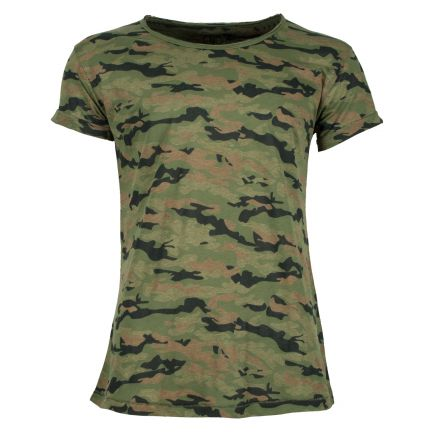 Boom Bap CONTEMPORARY LINE Herren T-Shirt BUSTED ARMY