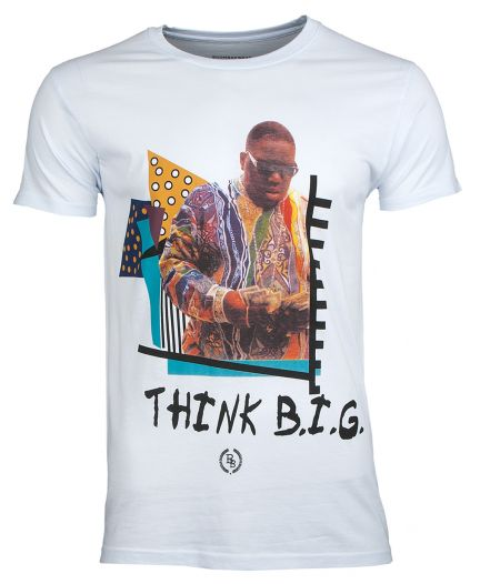 BOOM BAP Herren T-Shirt THINK BIG