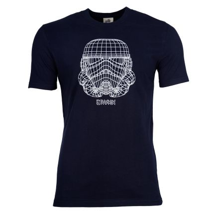 CHUNK Herren T-Shirt TROOPER WIRE FRAME