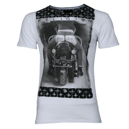 RELIGION Clothing Herren T-Shirt DOPE LIFE
