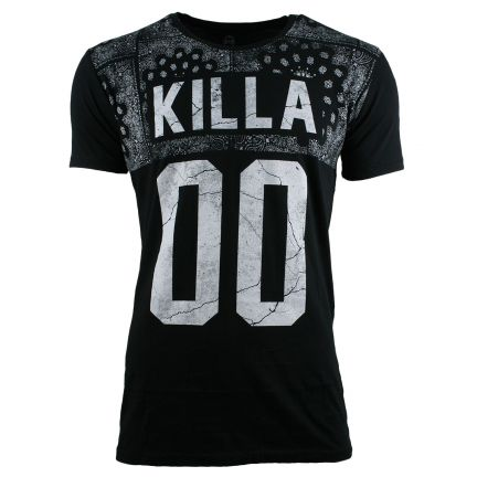 Death by Zero Herren T-Shirt KILLA 00