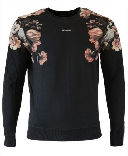 RELIGION Herren Sweatshirt FLOWER Sweat