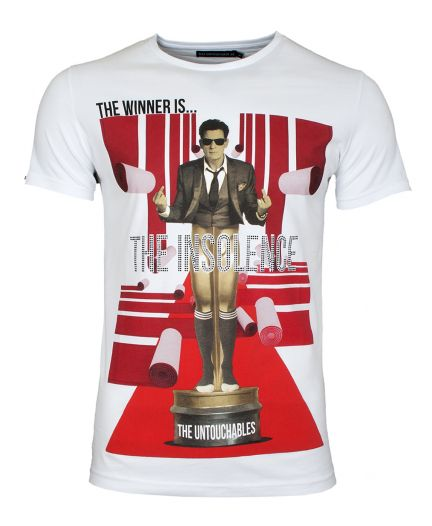 THE UNTOUCHABLES Herren T-Shirt INSOLENCE